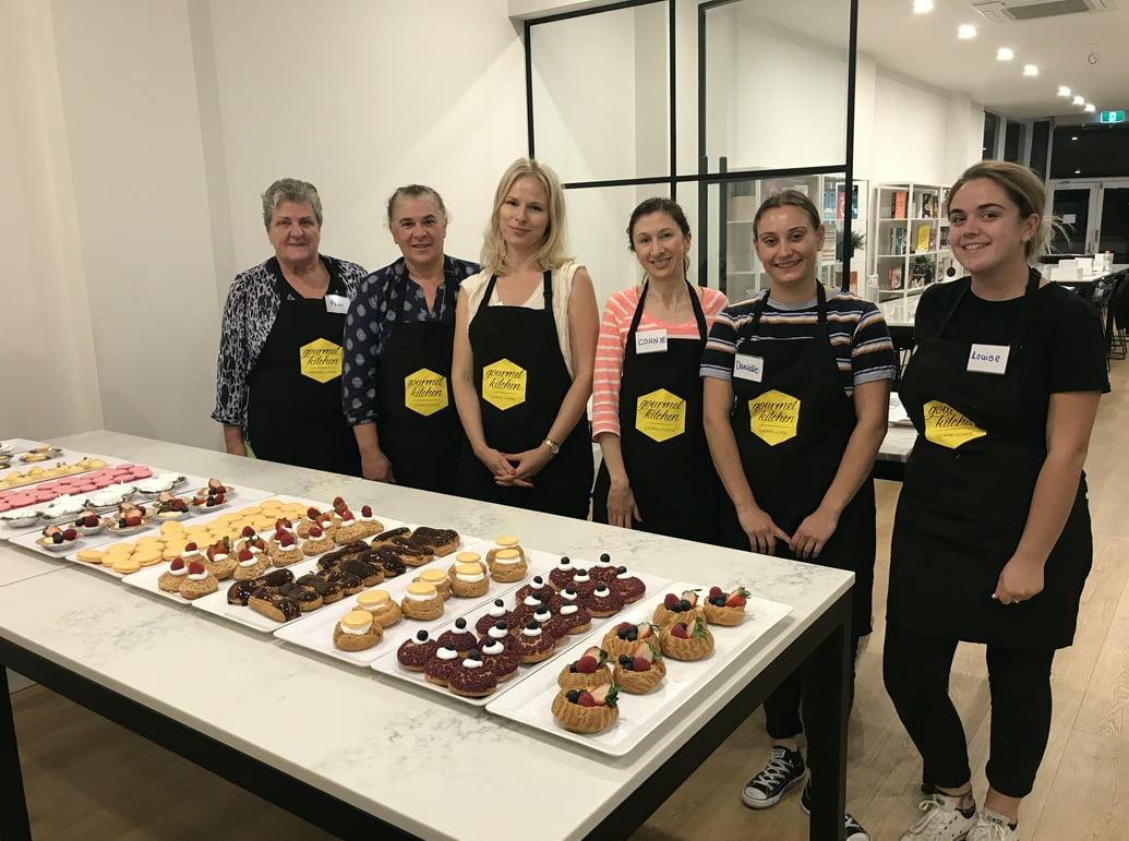 Gourmet Kitchen Cooking School Gift Voucher